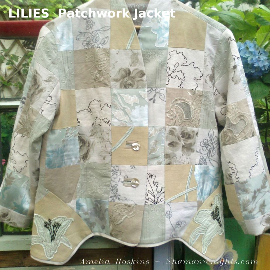 Jacket  'LILIES'