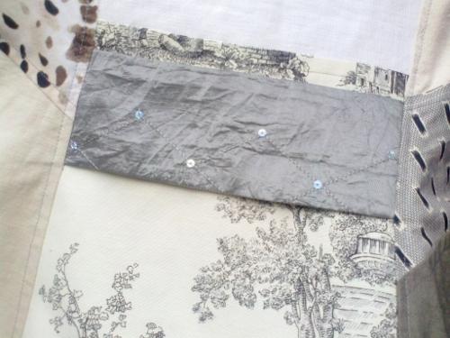 Tusk jacket, back detail s